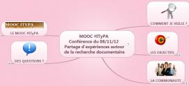 MOOC #ITyPA  Conférence du 08 novembre 2012