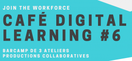 Le café du digital learning un évènement Nantais